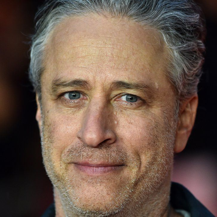 "Pin for Later: Jon Stewart Calls Hillary Clinton ""the American Goddess of Fertility"""