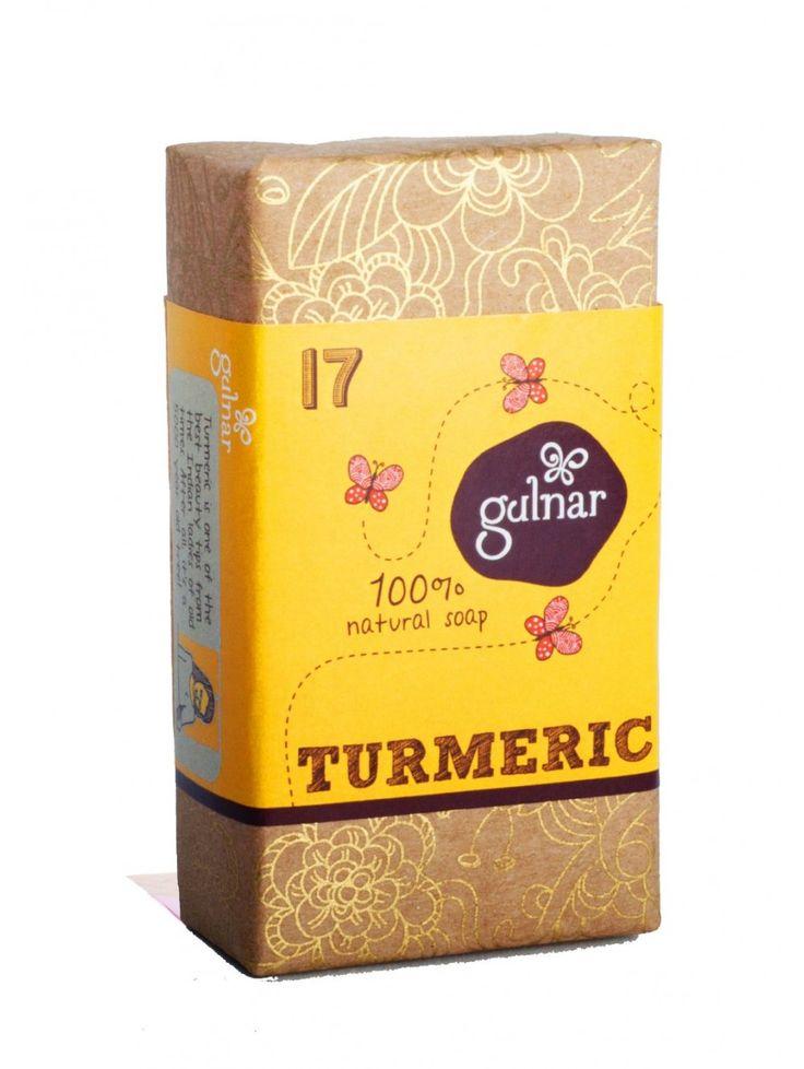 Turmeric Soap Buy here: http://www.vegalyfe.com/turmeric-soap.html