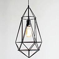 E26/E27 Pendant Light ,  Retro  for Designers MetalLiving Room / Bedroom / Dining Room / Kitchen / Study Room/Office / – AUD $ 291.49