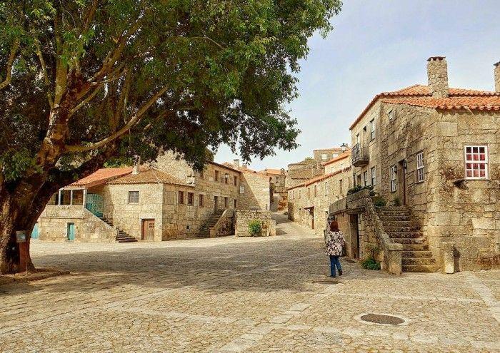 Aldeia histórica de Sortelha - considerada uma das mais belas aldeias do mundo