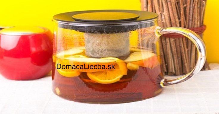 Unikátny detoxikačný nápoj na chudnutie, cukrovku a krvný tlak