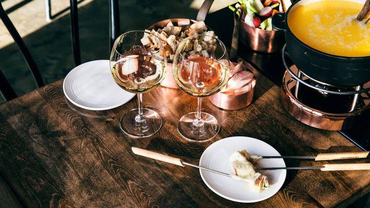 Signaturretten: Le Benjamins oppskrift på ostefondue #signaturretten #ostefondue #fondue #oppskrift