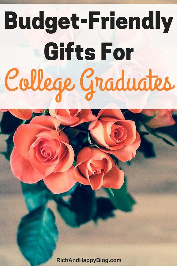 Gifts for college graduates should be thoughtful, useful, and special. Check out this list of college graduation gifts for every budget.
