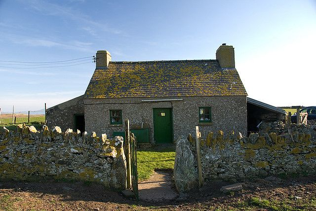Wales Cottage near Rhosneigr, Anglesey, Wales