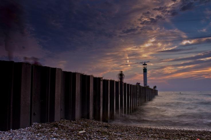 Grand Bend Pier by Greg David, via 500px
