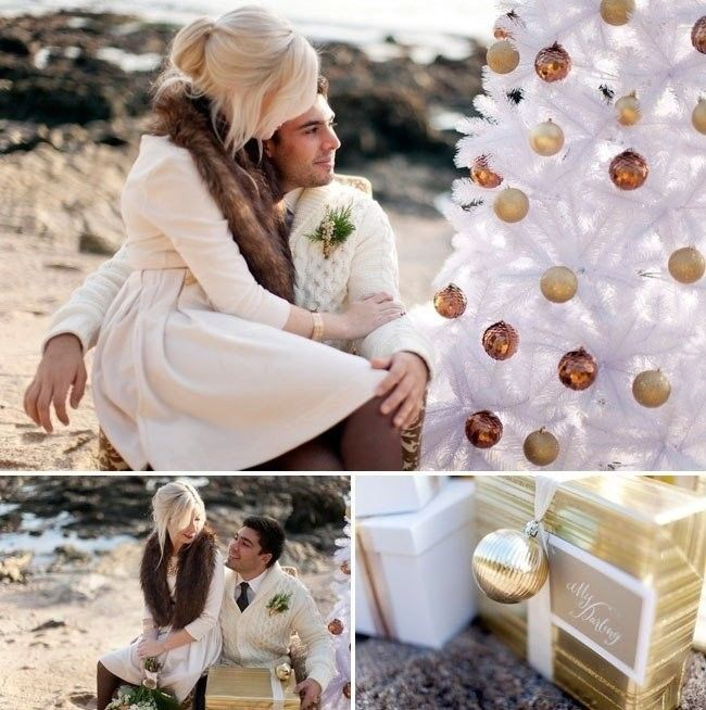 Несколько вариантов зимних свадебных нарядов)    #wedding #bride #flowers