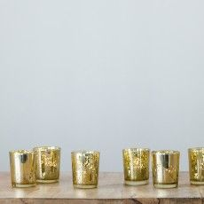 gold votive hire, wedding hire, prop hire, wedding props, candle holders,