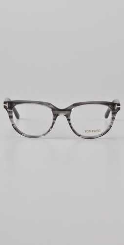 Tom Ford Eyewear                	              	            	  	            	  	                                        Notched Glasses