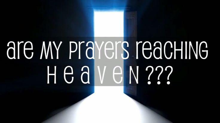 Are My Prayers Reaching Heaven - Sandeep Daniel - Jesus Calls Bangalore ...
