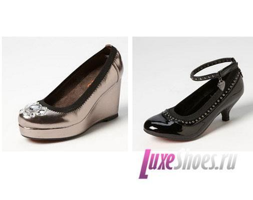 Туфли для девочки подростка купить