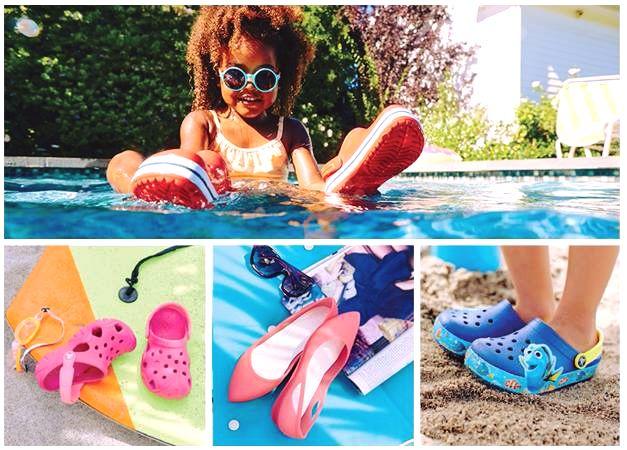 Έφτασε η νέα Crocs Spring/Summer Collection '17 έτοιμη να υποδεχθεί μικρούς και μεγάλους     http://bit.ly/Crocs_2017