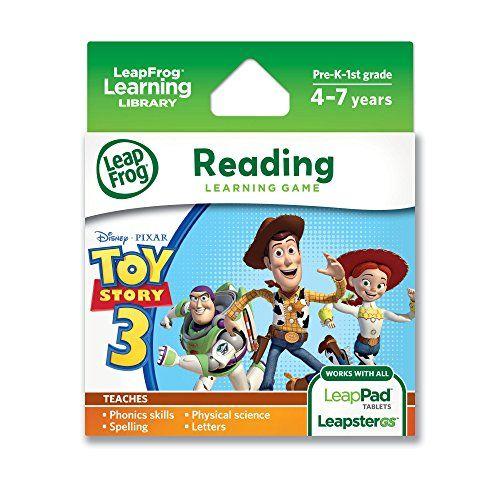 LeapFrog  Explorer Toy Story 3 Game No description (Barcode EAN = 5055528529743). http://www.comparestoreprices.co.uk/educational-toys/leapfrog-explorer-toy-story-3-game.asp