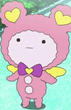 El personaje más kawaii de puripara