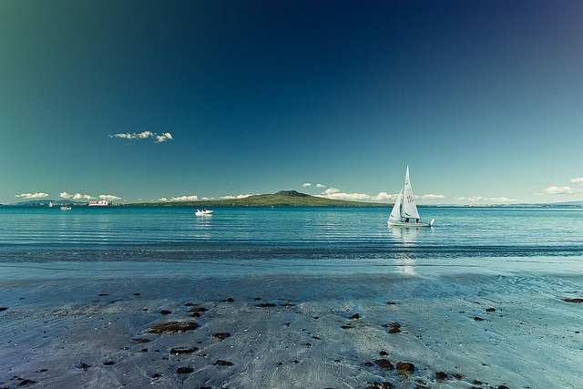 #wanderlust #blessings #travel #photography takapuna beach #auckland new zealand #nz
