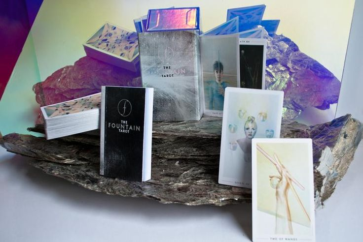 A 2015 Tarot experience for all three of your contemporary eyes. Deck Available Now. (tarot cards for sale)