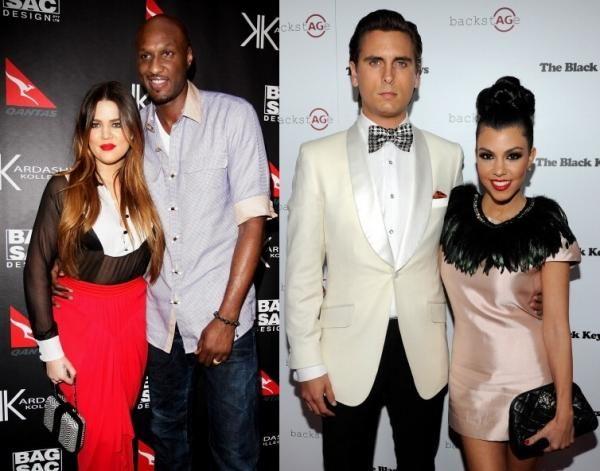 Khloe Kardashian's Estranged Husband Lamar Odom Helping Scott Disick? Former NBA Star Convincing Kourtney Kardashian's Ex-Boyfriend To Go Back To His Family? - http://imkpop.com/khloe-kardashians-estranged-husband-lamar-odom-helping-scott-disick-former-nba-star-convincing-kourtney-kardashians-ex-boyfriend-to-go-back-to-his-family/