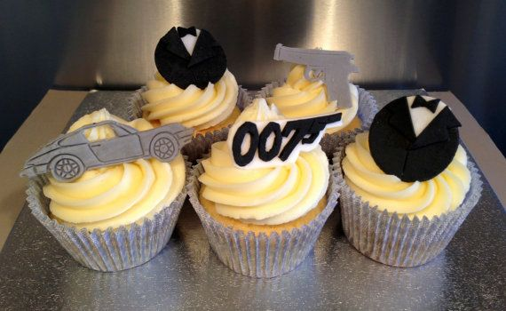 Best 25 james bond cake ideas that you will like on for 007 table decorations