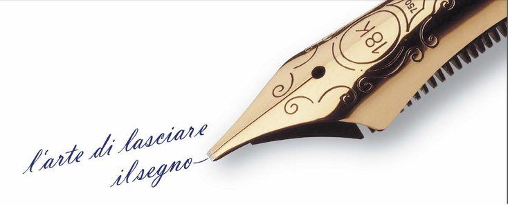 L'arte di lasciare il segno: strumenti di scrittura, passione italiana.