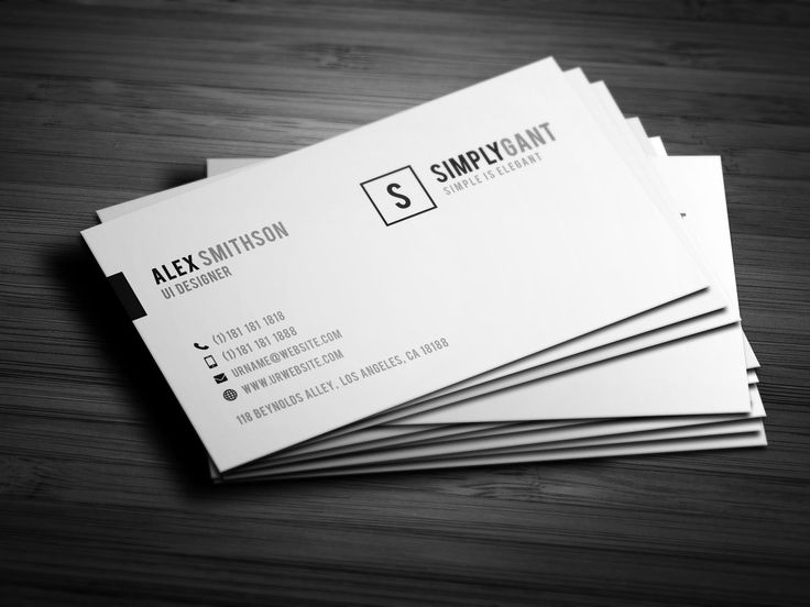 the 25 best elegant business cards ideas on pinterest business