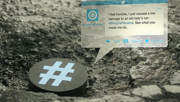 1 | These Tweeting Potholes Annoy City Government Until They're Fixed | Co.Exist | ideas + impact