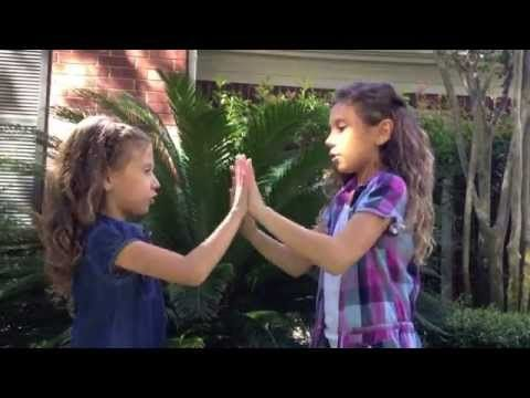 Chocolate- Hand-Clapping Game in Spanish - YouTube