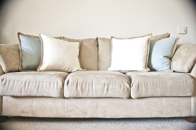 Microfiber Couch | How To Clean (Almost) Anything And Everything