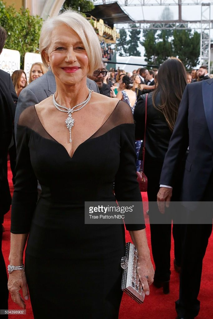 helen mirren golden globes 2016 - Google Search