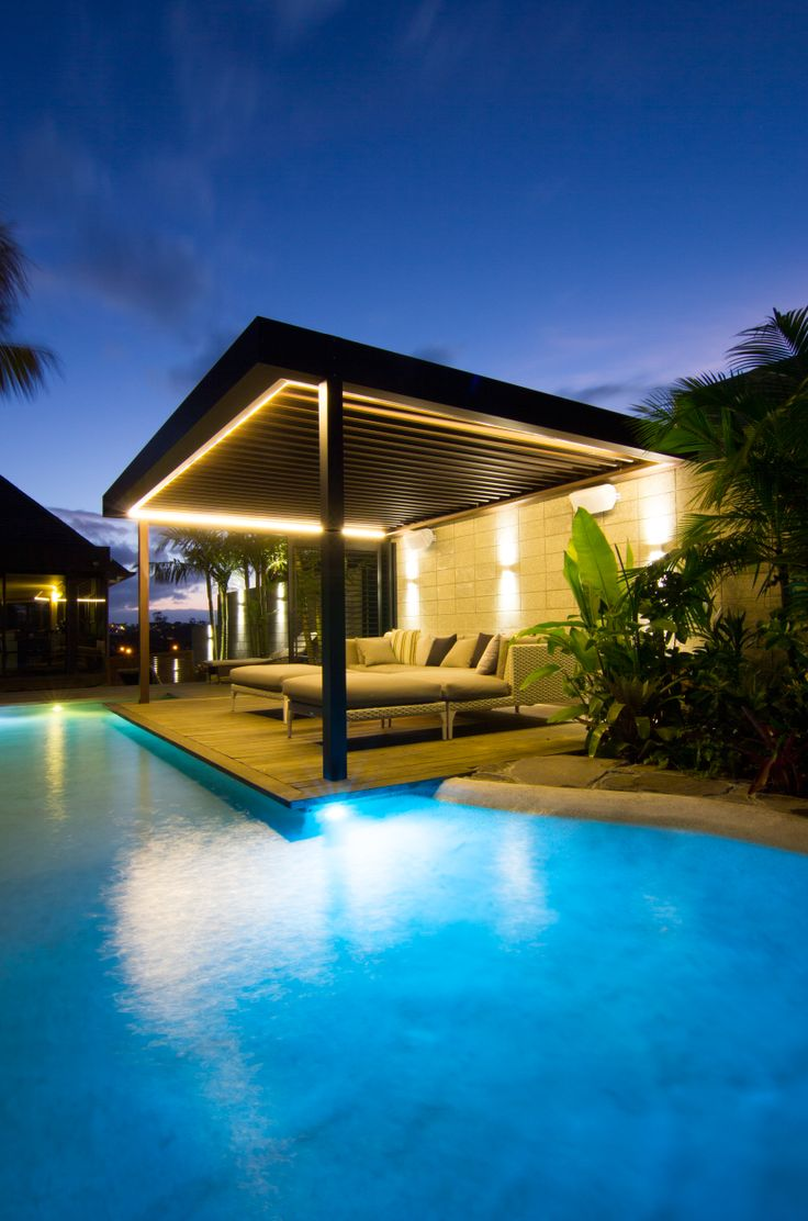 Create shade and eliminate glare with a Louvre Roof. Suitable for Pergolas, Patios, Verandahs and outside your home, view photos here and contact us now.