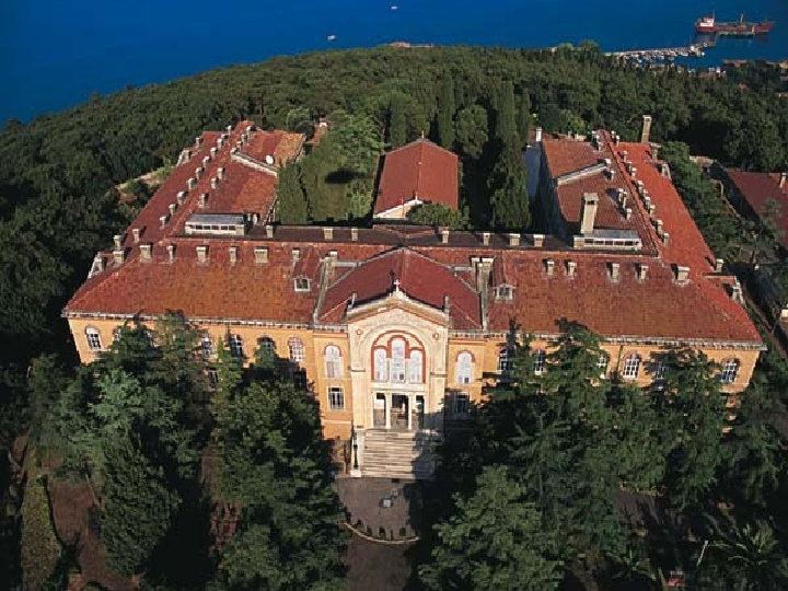 Ruhban Okulu (Halki Theological School), Heybeliada, İstanbul