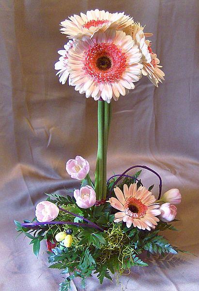 Topiary Beautiful Flowers | Great Gerbera! Topiary
