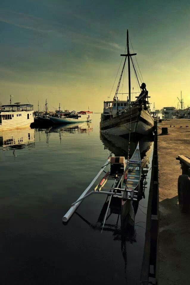 Paotere - Makassar, Indonesia