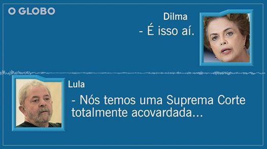 Disso Voce Sabia?: Lula: 'Estou assustado é com a República de Curitiba'