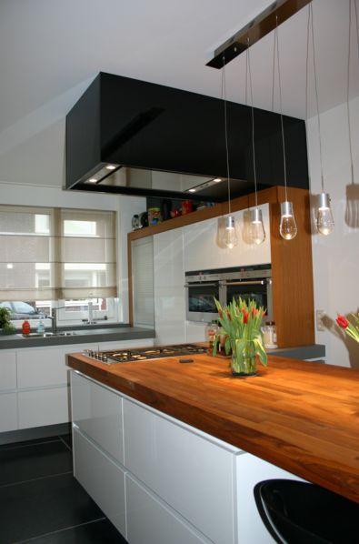 Geplaatste keuken verkade keukendesign modern landelijk interieur