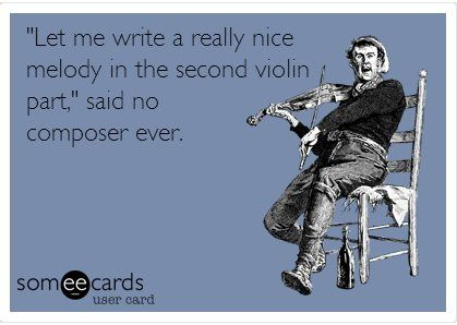 So true...let's write a freaking trumpet part in the seconds is what they rly did-_- #smh #smetana