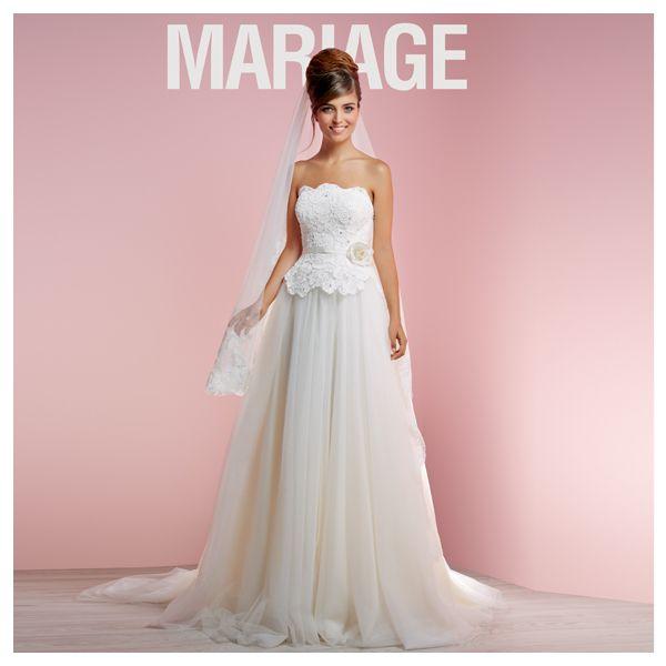 1c4f853a843 Tati mariage robe de fille d »honneur – Les meilleures robes de France