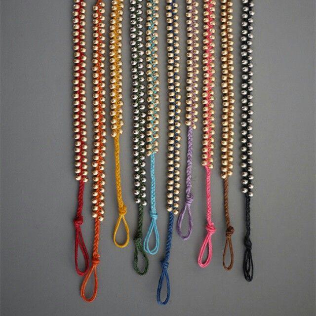 Beads + braids braceletes ♡♡