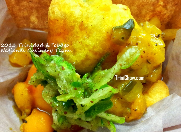 13 best images about roti in trinidad tobago on for Trinidad fish broth