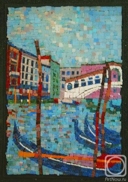 Mosaic. Венеция