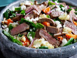 330 best new zealands food recipes images on pinterest cooking lamb salad with cauliflower carrot and quiona new zealand foodquinoa reciperecipe forumfinder Image collections