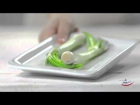 Crudité con salsa allo yogurt - #IOYOGURT #yogurt #ricette #verdure #food