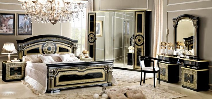 schlafzimmer versace – progo
