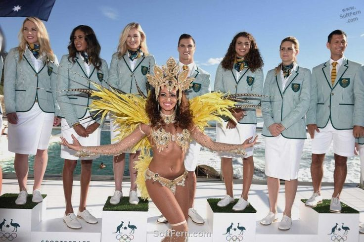 Aussie        Dress to Impress: Rio Olympics the teams' uniforms. ... 41  PHOTOS        ... What the leading athletes in Rio will be wearing? Look at the photos        Original article:         http://softfern.com/NewsDtls.aspx?id=1108&catgry=3            SoftFern News, SoftFern Sport News, Fashion, designers, uniforms, Rio Olympics the teams' uniforms, Rio Olympics, unifo