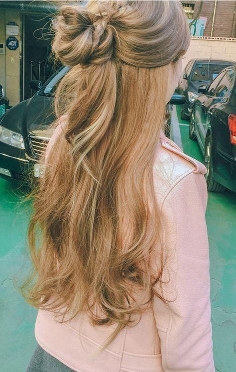 Koreanische Frisuren und Mode | Offizielle koreanische Mode  #frisuren #koreanis…