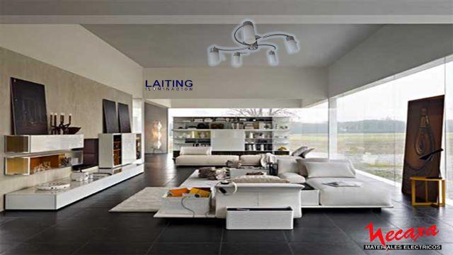 Lampara para sobreponer mx9085s laiting g9 3x40w g7 7 w for Casa moderna gardone