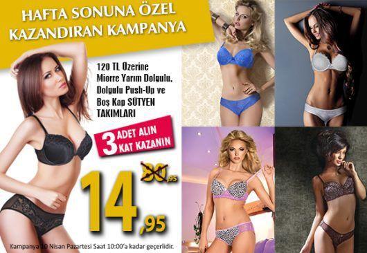 HAFTA SONUNA ÖZEL KAZANDIRAN KAMPANYA ! - http://www.pierecardin.net/hafta-sonuna-ozel-kazandiran-kampanya/