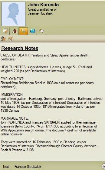 #GenealogicalGems: Genealogy Do Over Week 3 http://genealogybyjeanne.blogspot.com/2015/01/genealogy-do-over-week-3.html?spref=tw #gendover #trackingresearch