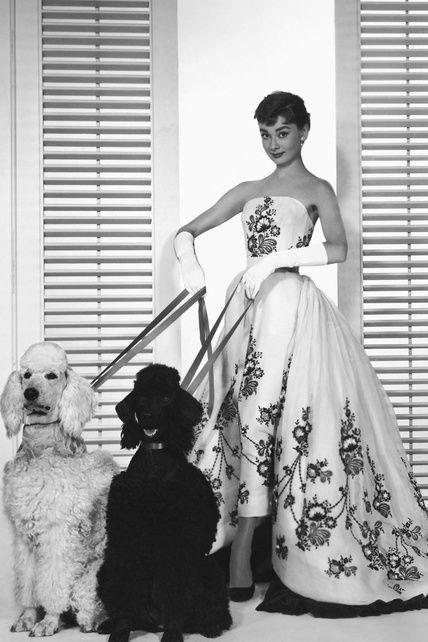 Audrey Hepburn.20 vestuarios de cine inolvidables