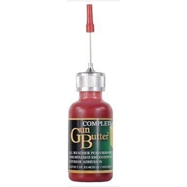 Gun Butter's 2/3 fl oz IPSC Oil - David Bailey Shooting Supplies $16.50