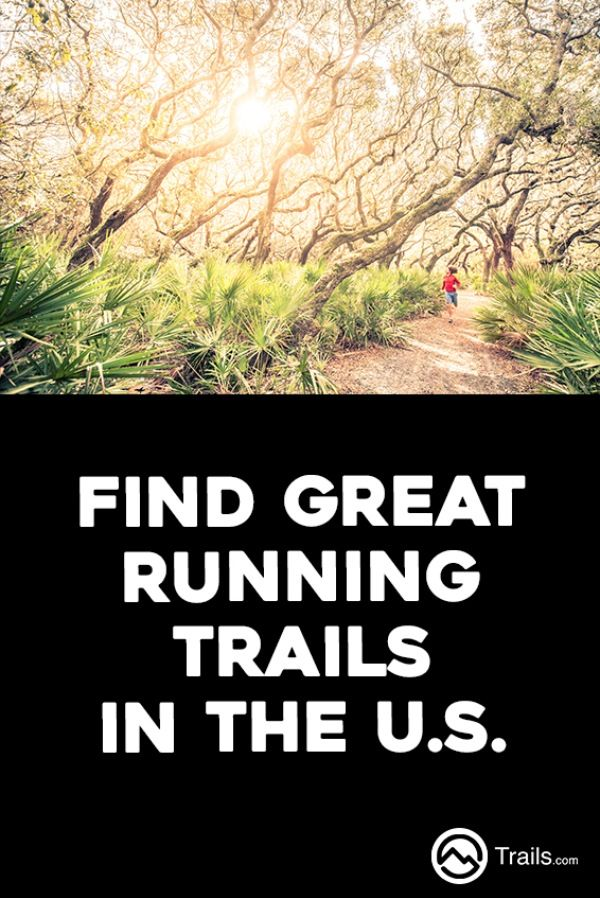 Find everything from easy running trails to epic, long-distance off-road trail runs. We have routes for jogging, around-the-lake runs and along-the-river runs, runs to viewpoints and mountain summits, urban running trails, rail-trails, and backcountry treks – something for trail runners of all abilities and experience levels. | Find Great Running Trails in the U.S. from #Trails