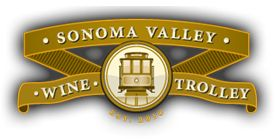 Sonoma Wine Tours | Wine Tasting Tour | Sonoma Valley Wine Trolley $99 tasting fees not included. lunch from girl and the fig is included